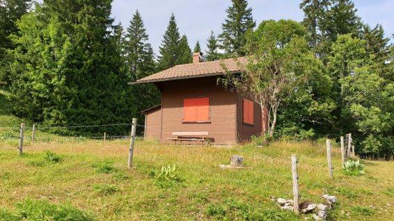 Chalet privé non loin de La Casamie - Le Chenit - Vaud - Suisse