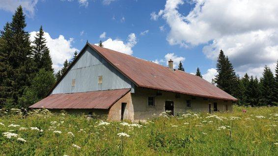 Chalet à Roch Dessous - Le Chenit - Vaud - Suisse