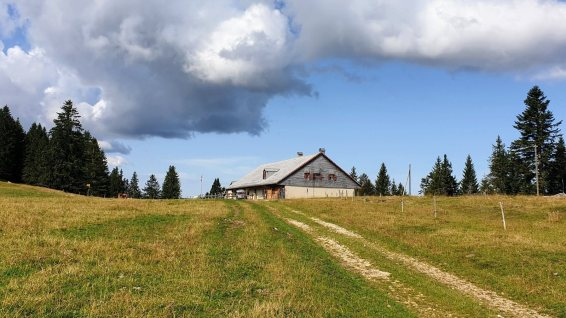 Grand Molard - Le Chenit - Vaud - Suisse