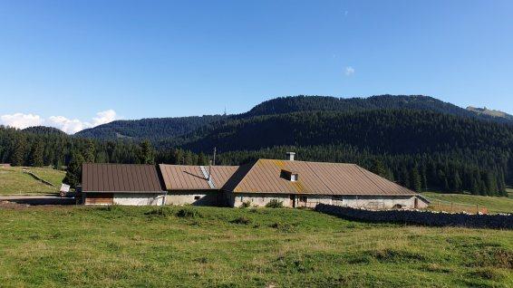 La Givrine - Saint-Cergue - Vaud - Suisse