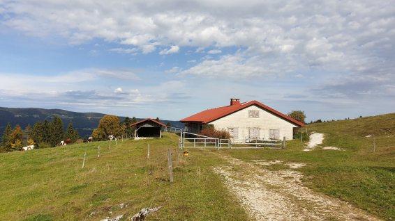 Pièce chez Marc - Le Chenit - Vaud - Suisse