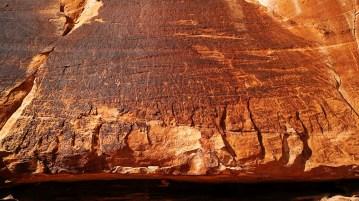 Railroad Panel - Grand Gulch - Bears Ears National Monument - Utah - États-Unis