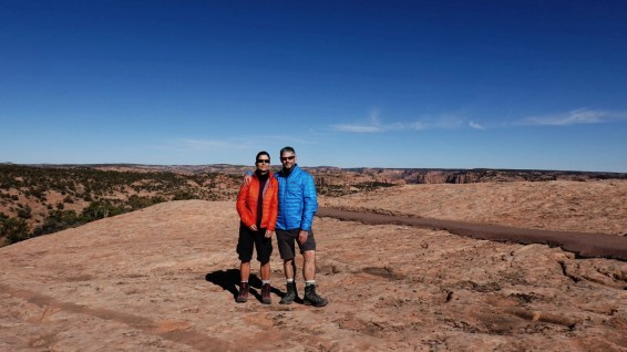 Sandal Trail - Navajo National Monument - Arizona - États-Unis