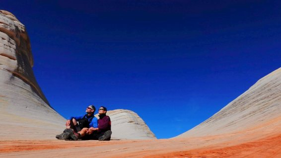White Domes - Canaan Mountain - Utah - Etats-Unis