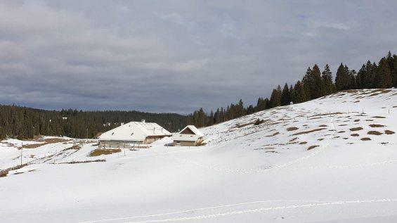 Les Amburnex - Le Chenit - Vaud - Suisse