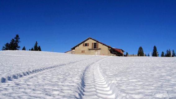 Petit Croset - L'Abbaye - Vaud - Suisse