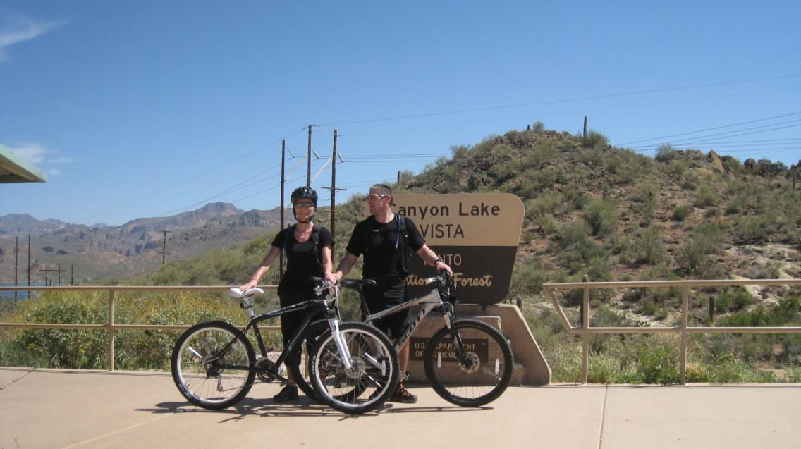 Canyon Lake Vista - Apache Trail - Arizona - États-Unis