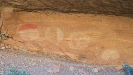 Great Hunt Panel - Nine Mile Canyon - Utah