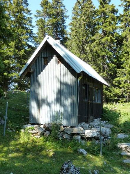 Refuge Le Bon Accueil - L'Abbaye - Vaud - Suisse