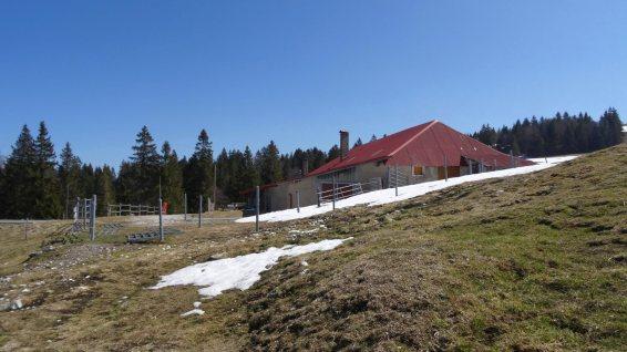 Sapelet Dessous - L'Abbaye - Vaud - Suisse