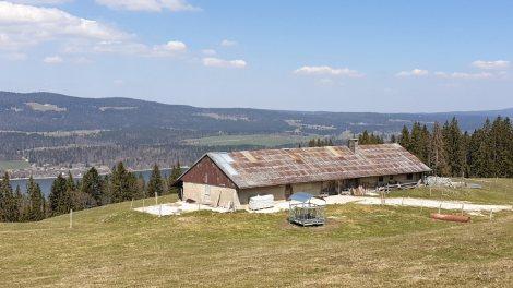 La Branette - L'Abbaye - Vaud - Suisse