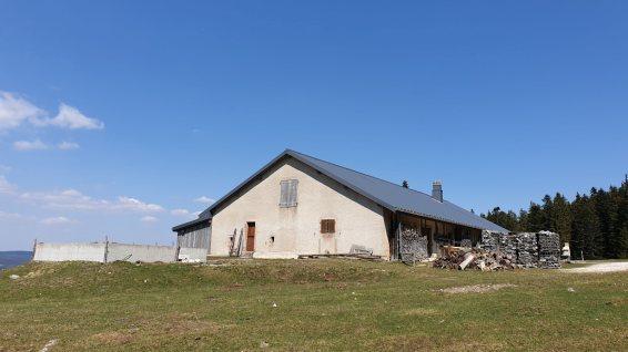 Chalet Neuf des Mollards - L'Abbaye - Vaud - Suisse