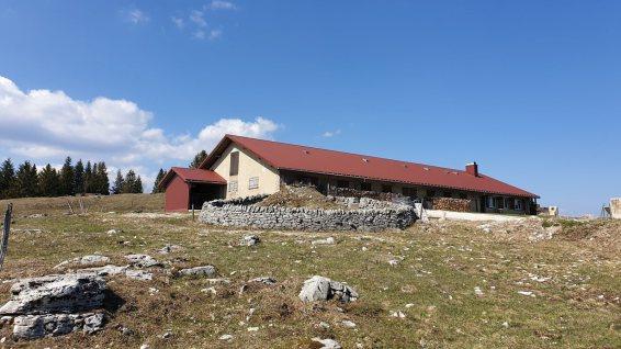 Le Bucley - L'Abbaye - Vaud - Suisse