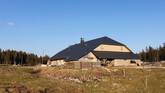 Meylande Dessus - Le Chenit - Vaud - Suisse