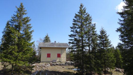 Les Rocailles - Le Chenit - Vaud - Suisse