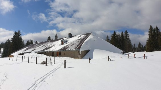 Le Mazel - L'Abbaye - Vaud - Suisse