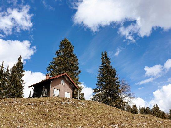 """Chalet privé """"Le Fossile"""" - Arzier-Le Muids - Vaud - Suisse"""
