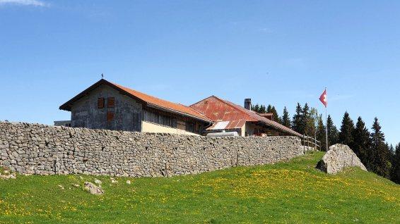 La Cerniat - Le Chenit - Vaud - Suisse