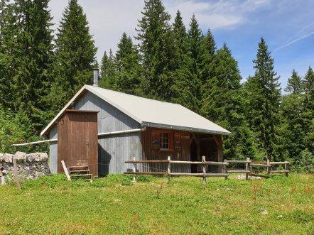 Couvert du Poêle Chaud – Le Chenit – Vaud – Suisse