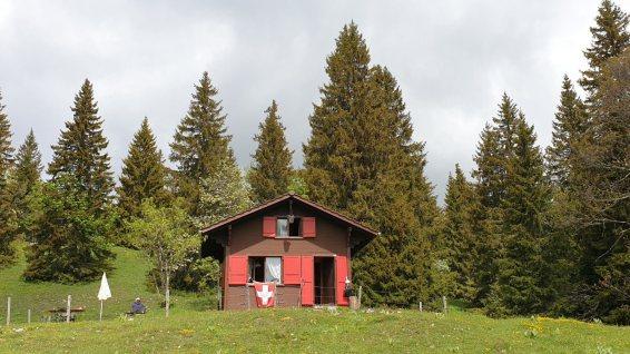Petit Chalet - Le Chenit - Vaud - Suisse