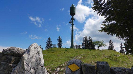 Pierre à Coutiau - Le Chenit - Vaud - Suisse