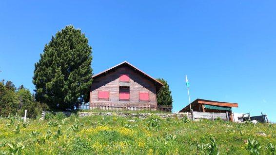 """Chalet privé """"Le Mazot"""" - Arzier-Le Muids - Vaud - Suisse"""