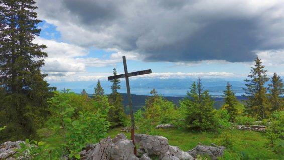 Mont Pelé - Arzier-Le-Muids - Vaud - Suisse