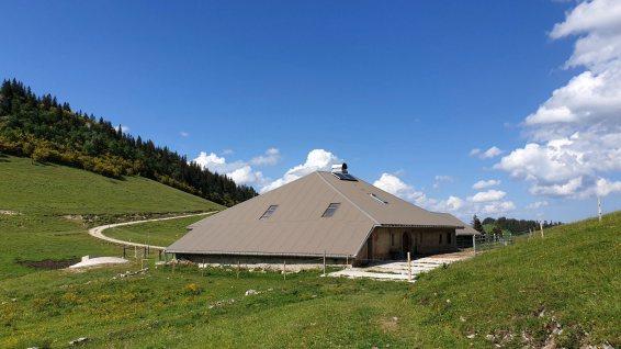 Le Couchant - Arzier-Le Muids - Vaud - Suisse