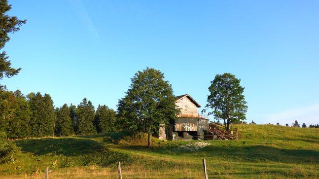 Le Fort - St-George - Vaud - Suisse