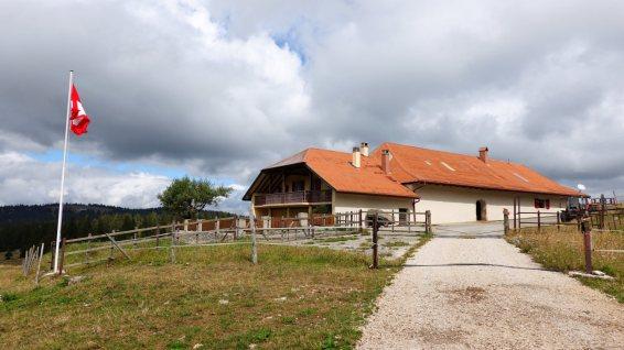 Pré de Denens - Le Chenit - Vaud - Suisse
