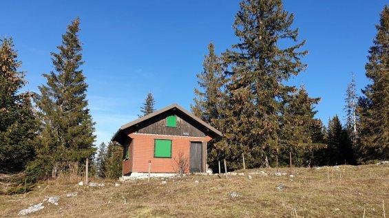 Joli Nid - Le Chenit - Vaud - Suisse