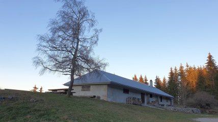 Les Ermitages - L'Abbaye - Vaud - Suisse