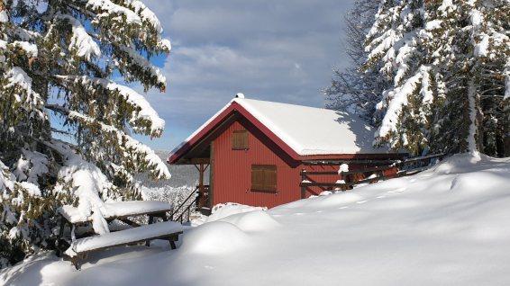 Chalet privé Daphnée - Le Chenit - Vaud - Suisse