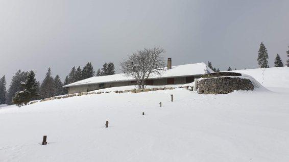 La Correntine - Bière - Vaud - Suisse