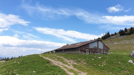 Chalet de Yens - Montricher - Vaud - Suisse