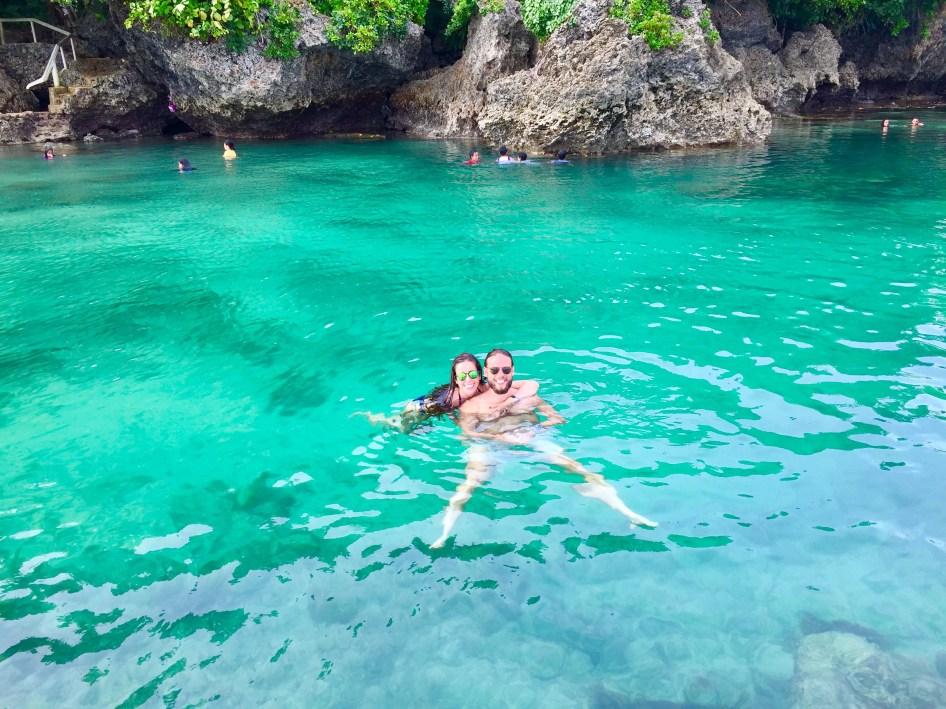 Magpupungko Rock Pools