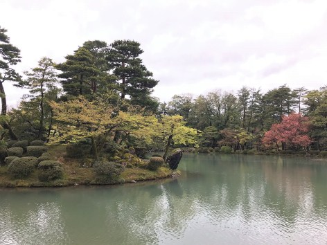 Kenroku-en-Garden-Kanazawa