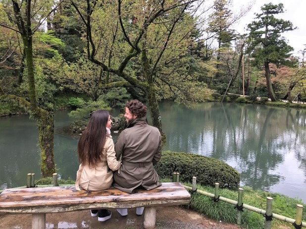 Kenrokuen-Garden