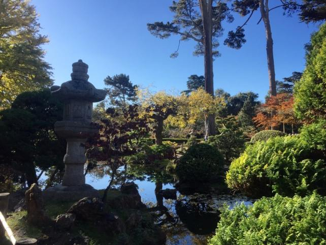 """I love the reflections in the pond in the Japanese Tea Garden in Golden Gate Park. - """"Golden Gate Park - More than Your Average Greenspace"""" - Two Traveling Texans"""