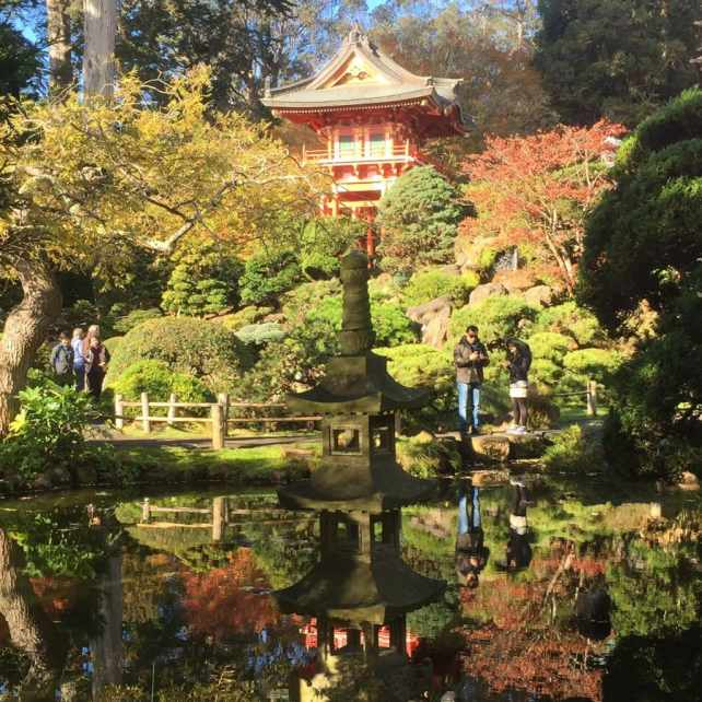 """It almost feels like you are in Japan with the architecture. - """"Golden Gate Park - """"More than Your Average Greenspace"""" - Two Traveling Texans"""