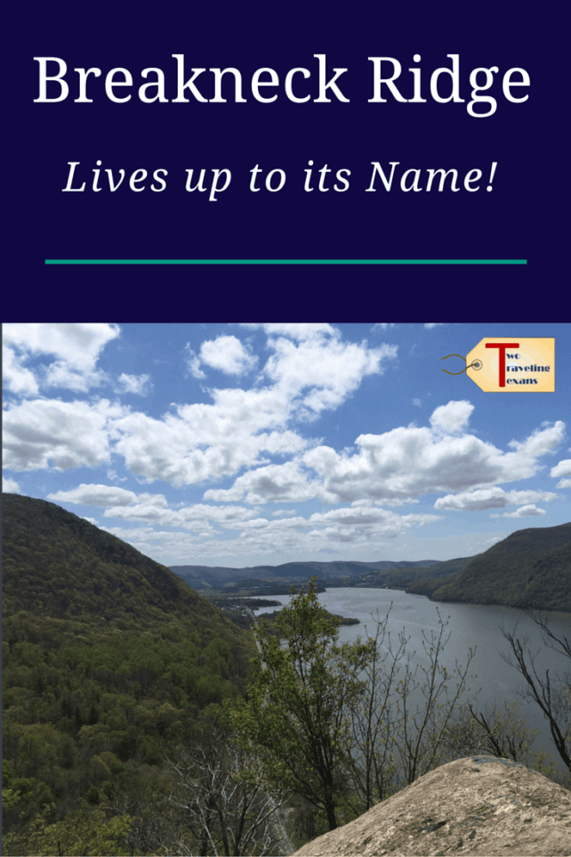 A travel blog about our day trip from New York City to the Hudson Valley to hike the aptly named Breakneck Ridge and the lessons we learned.