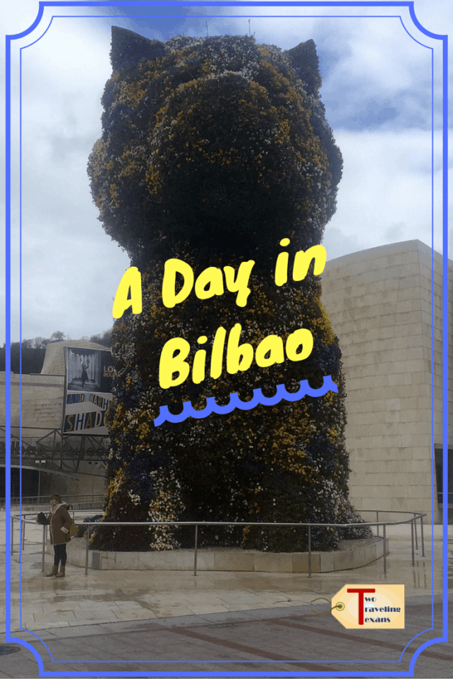 A travel blog about our short stay in Bilbao at Hotel Miro and our visit to the Guggenheim Museum.   Spain   Art   Museum