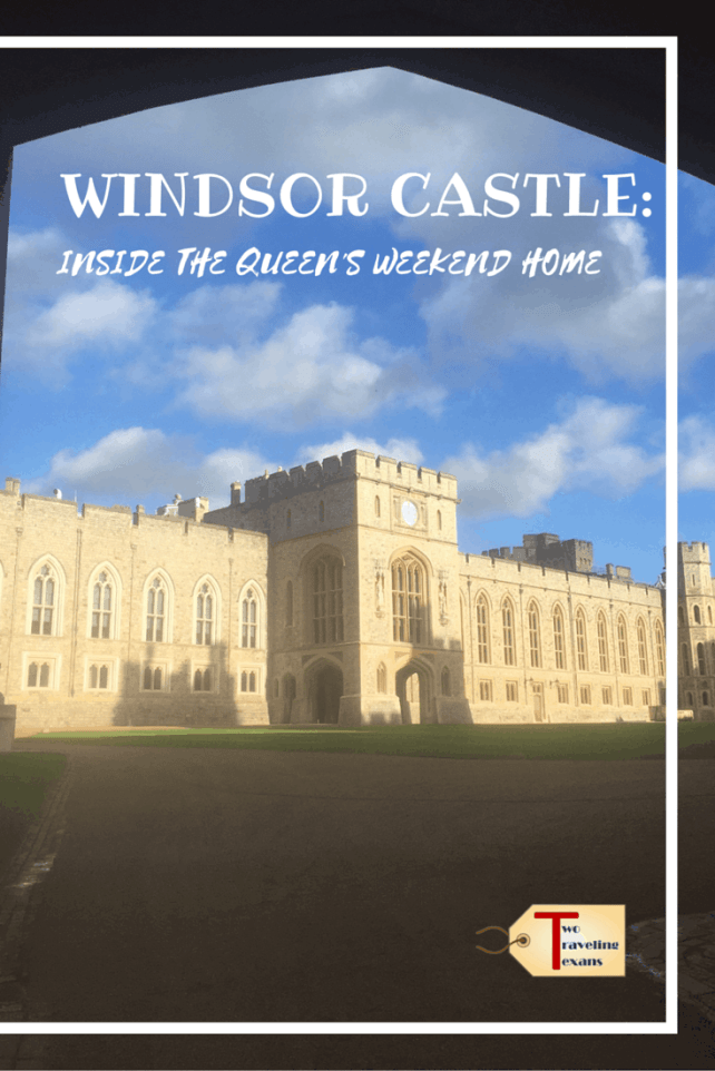 A travel blog to inspire you to visit Windsor Castle, an easy day trip from London. The architecture, art, and history make it a must visit.