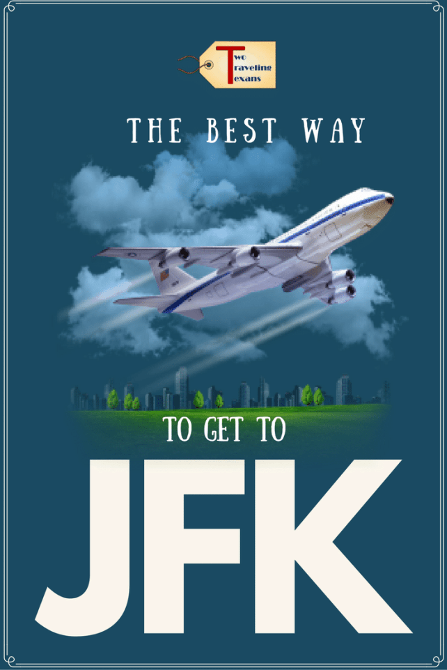 A travel blog that discusses the pros and cons of the different ways to get to NYC's JFK Airport and which ones are best in various situations