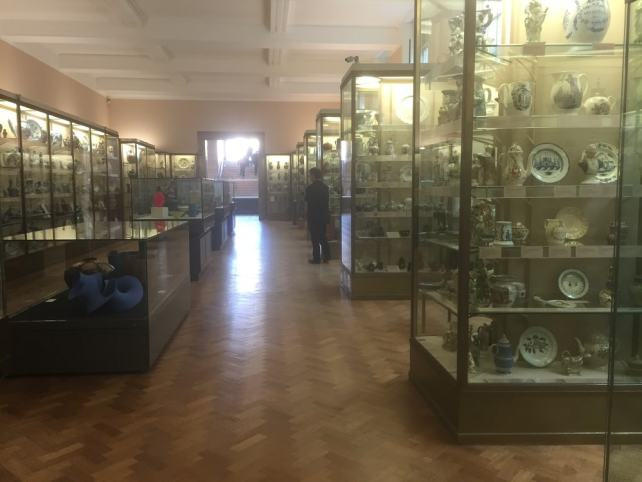 "So many pieces to see! - ""Why You Should Visit the Fitzwilliam Museum in Cambridge"" - Two Traveling Texans"