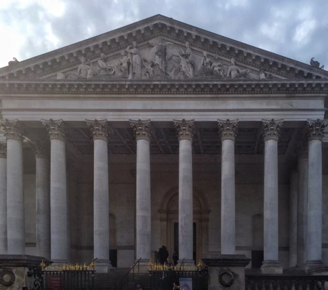 "The exterior of the Fitzwilliam really reminded me of the British Museum. - ""Why You Should Visit the Fitzwilliam Museum in Cambridge"" - Two Traveling Texans"