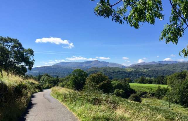"The Lake District is just stunning. I loved it there, hoping the Peak District is just as nice. - ""Our 2017 Travel Wish List"" - Two Traveling Texans"