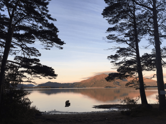 "This is a sunrise worth getting up for. - ""What to See When You Visit Killarney National Park"" - Two Traveling Texans"