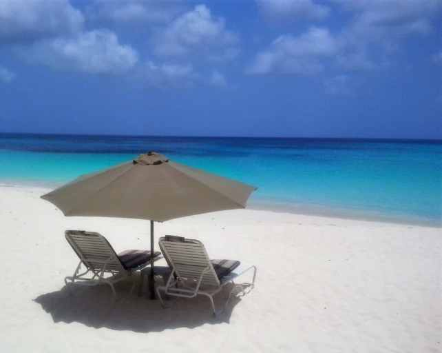 "Anguilla has some amazing beaches! This is Shoal Bay. - ""Beach Day Trip to Anguilla"" - Two Traveling Texans"