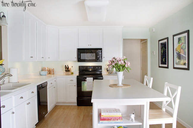 pictures of laminate kitchen countertops diy bench with storage cabinets and island 5